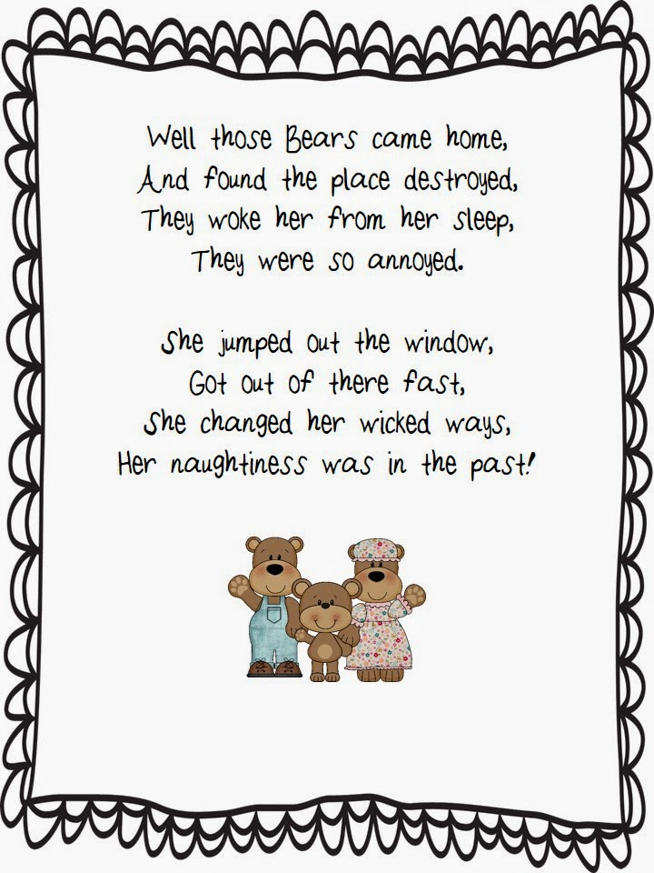 The Very Busy First Graders: Sweet Notes Freebie & Poetry