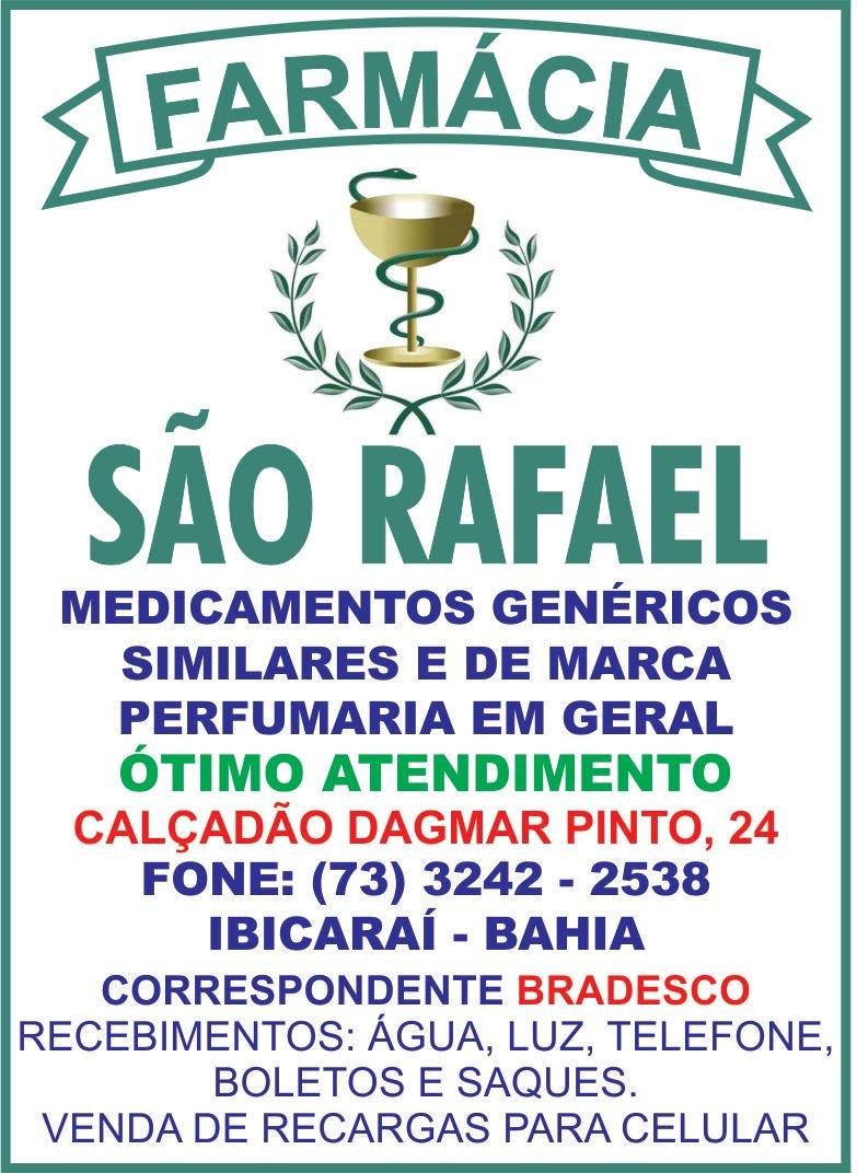 FARMÁCIA SÃO RAFAEL