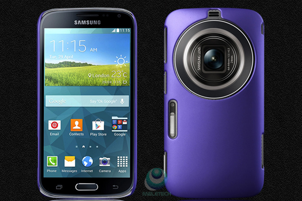 Spesification and price Samsung Galaxy K Zoom