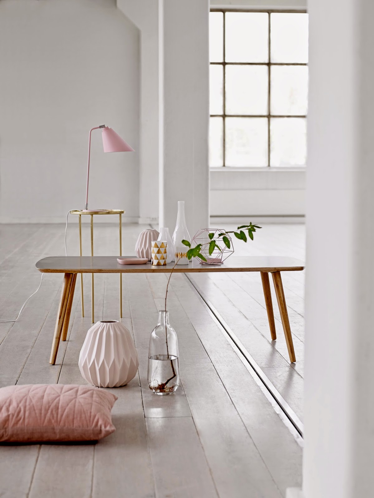 Scandinavian Interior decoration
