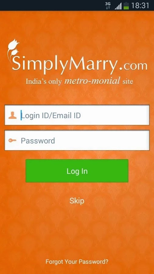 Download Simple Marry App