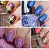 Nail art con los nuevos colores AVON Color Trend verano 2014 - parte 2