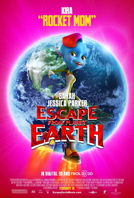 Anime Movie : Escape from the Planet Earth
