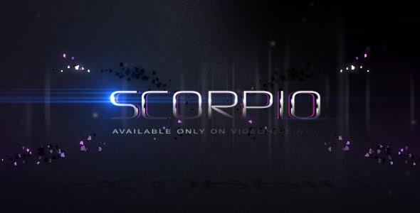 VideoHive Scorpio