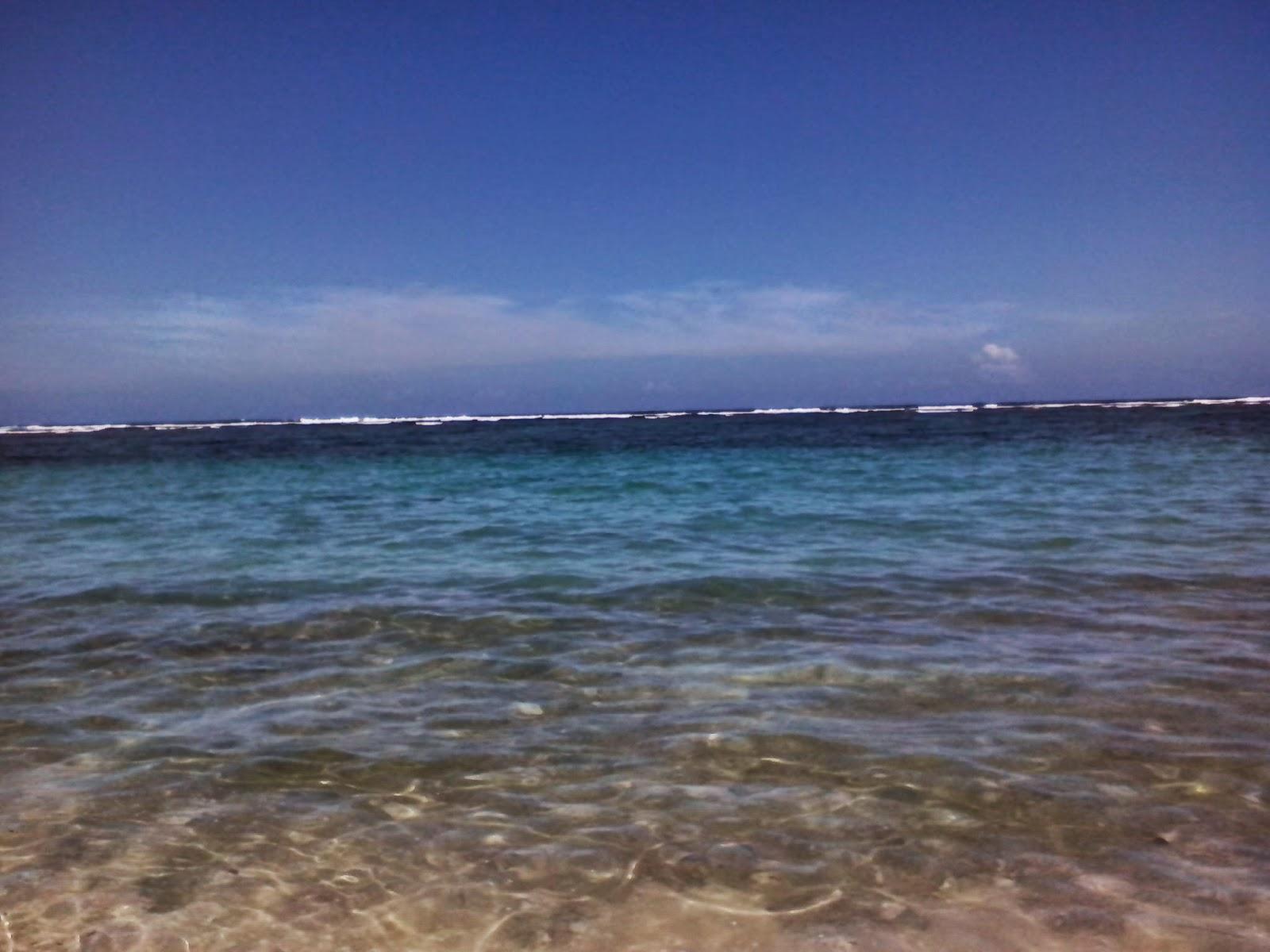 Menikmati Indahnya Pantai Pandawa, Bali (4)