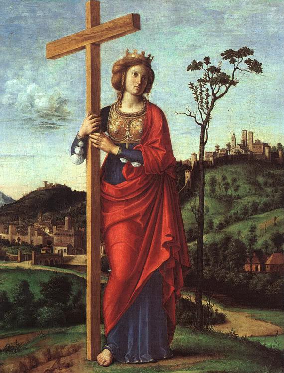 inventio crucis per helena