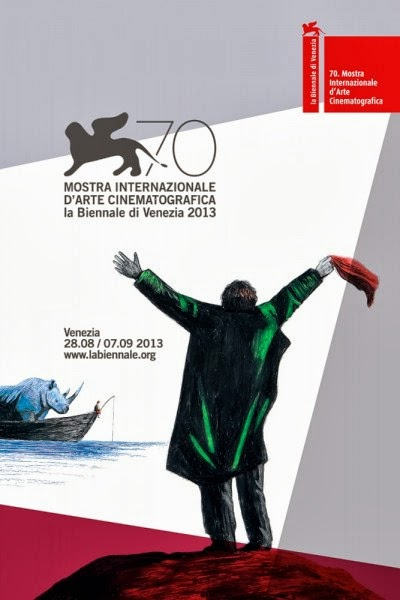 70th Venice International Film Festival, Poster, 2013 Venice Film festival