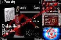 Manchester United Themes Symbian S60V3