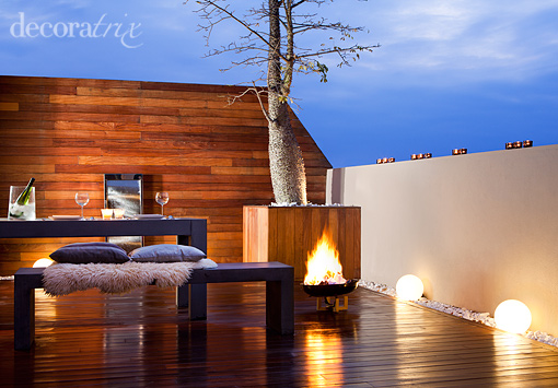 - Iluminacion terraza ...