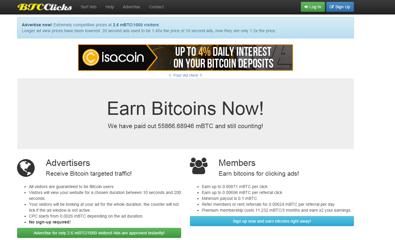 How to get Bitcoins for FREE!! (Top BTC Sites)