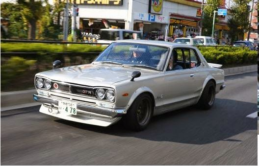 Nissan Skyline Gt R S In The Usa Blog 1971 Nissan Skyline 2000 Gt R