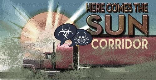 Stop the CANAMEX Sun Corridor