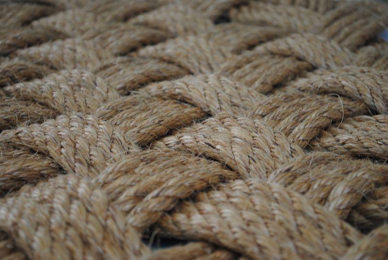 Rope Door Mat