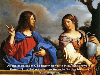 Il Guercino: Jesus and the Woman at the Well