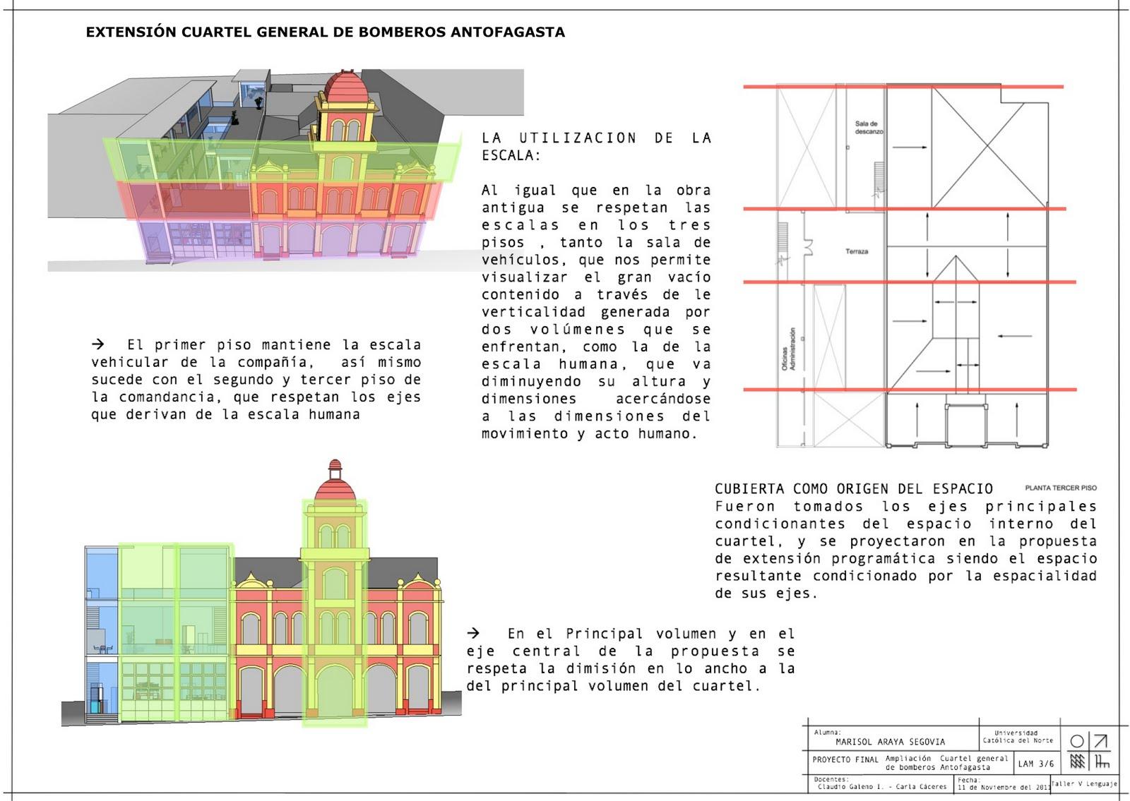 Taller de arquitectura 5 lenguaje 1 2011 extension for En que universidades hay arquitectura