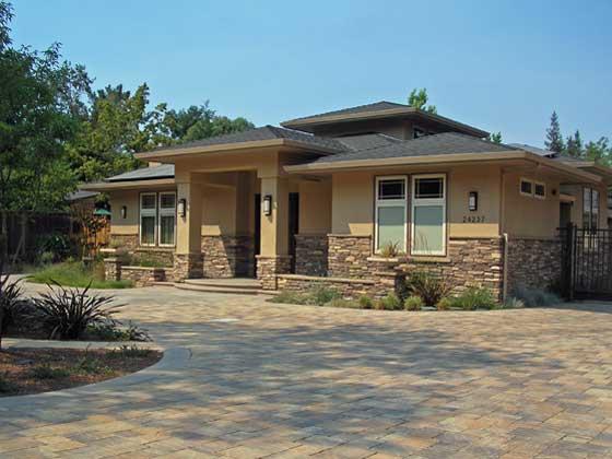Prairie Style Houses House Affair