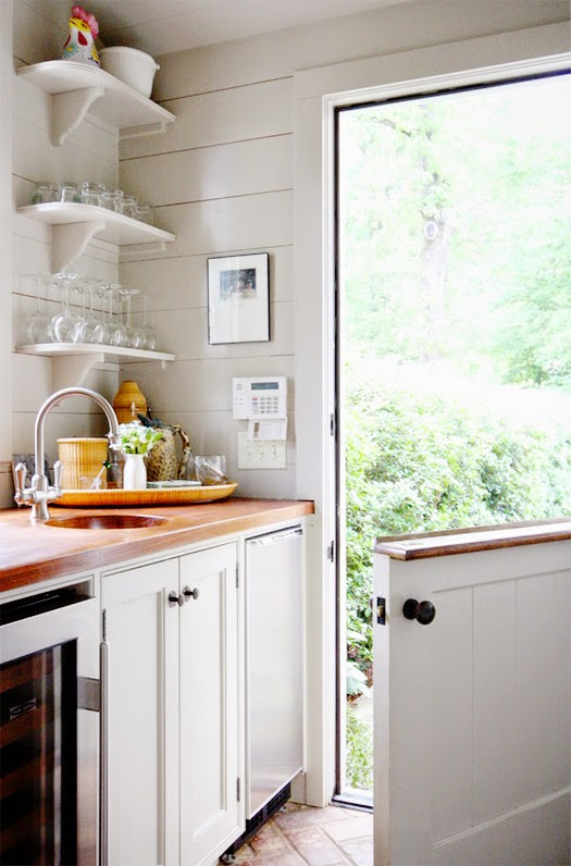 kitchen dutch door