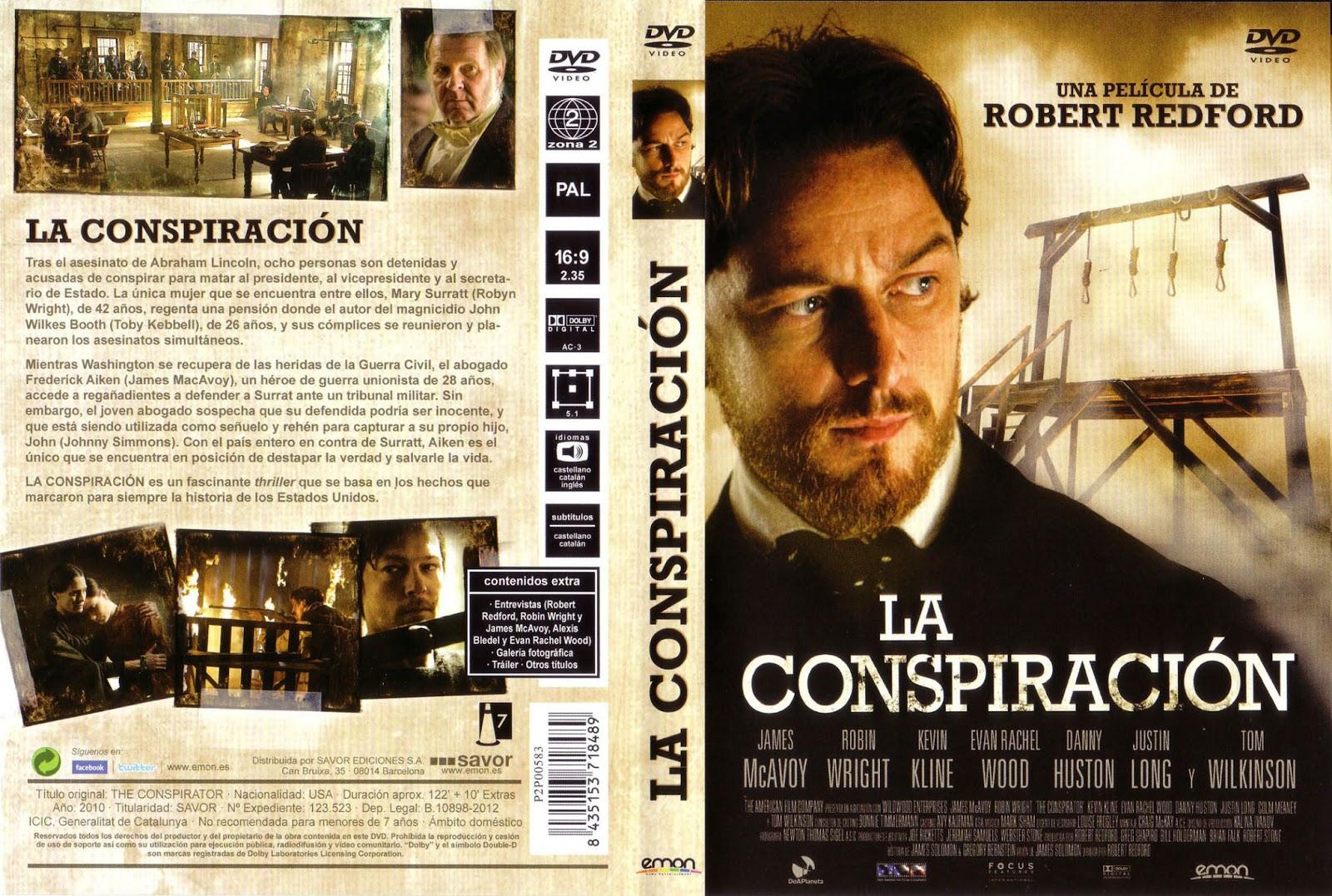 La Conspiracion DVD