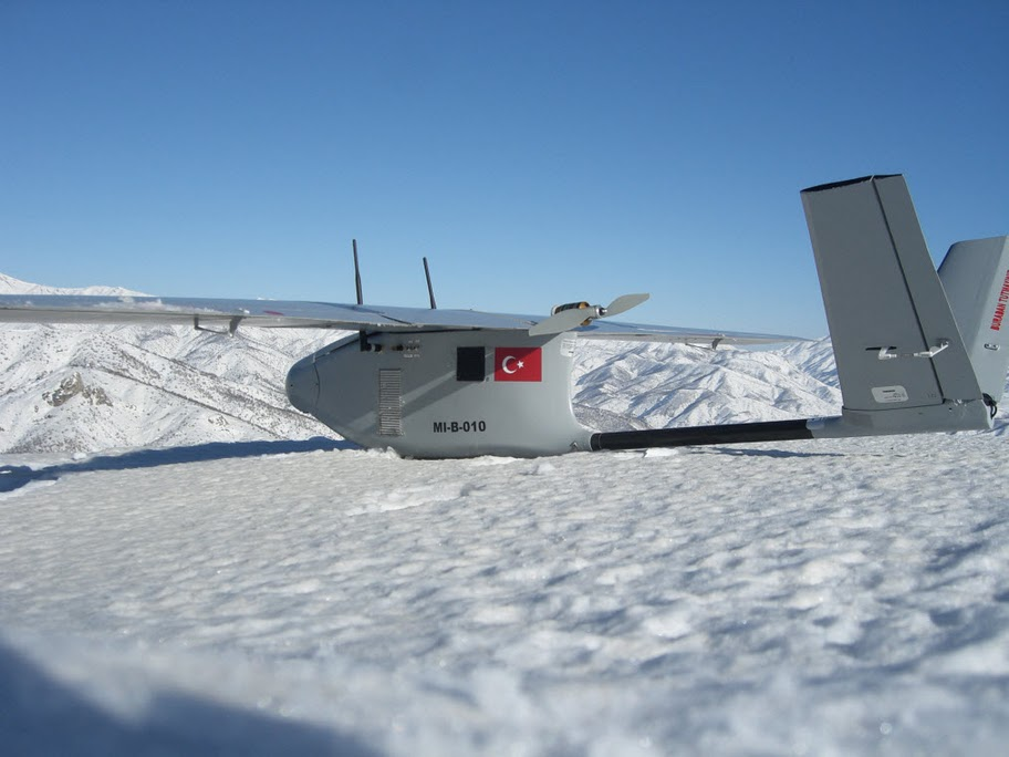 Turkish Bayraktar Miniature Uav Global Military Review
