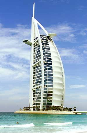 Restorant hotels in dubai for The sail hotel dubai