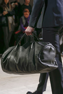 Men's Fashion Week: Hermès Fall/Winter 2013 BAGS!