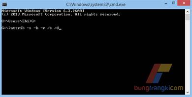 2 Cara Mengembalikan File Shortcut di Flashdisk Karena Virus