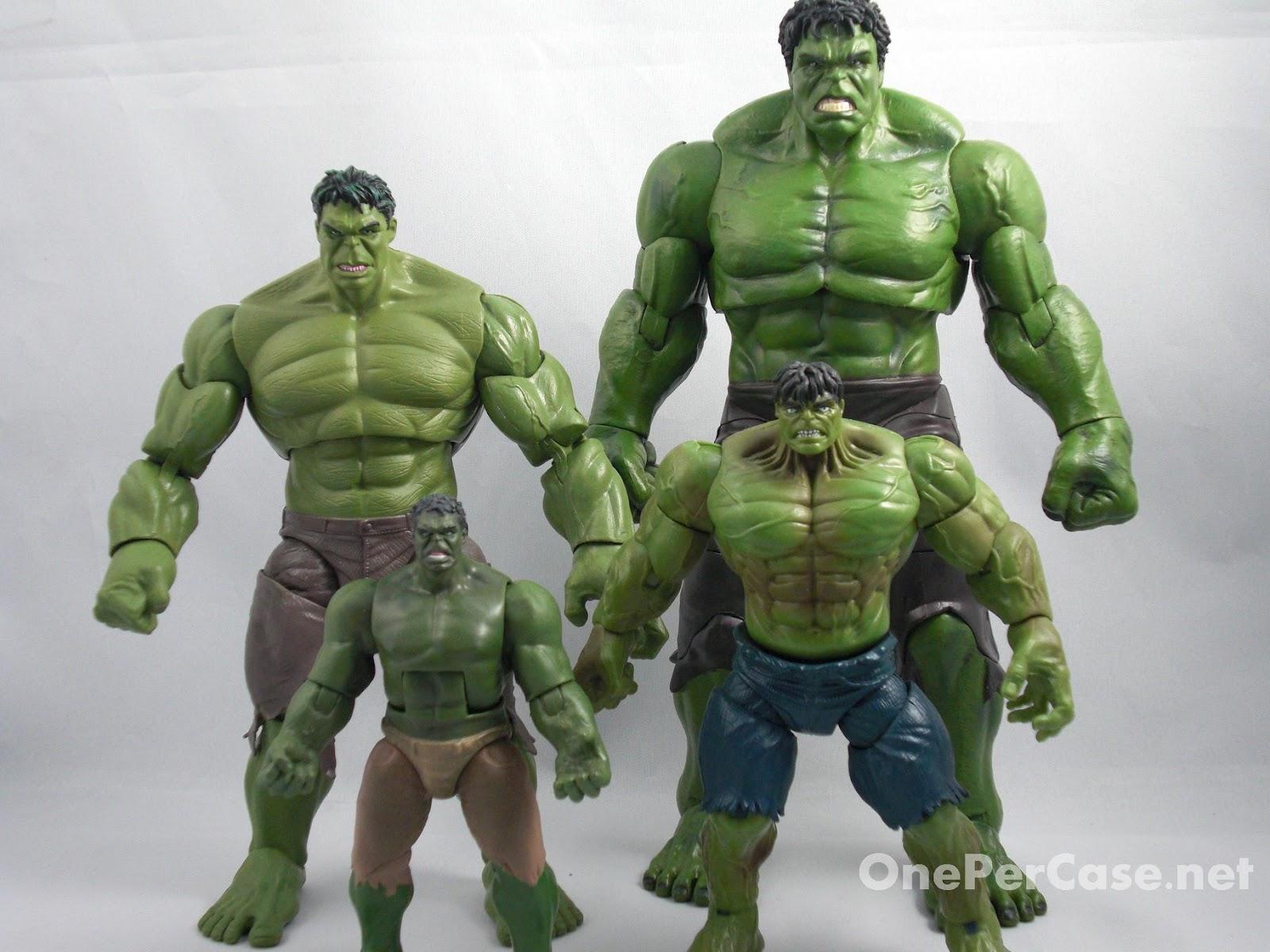 incredible hulk toys - photo #45