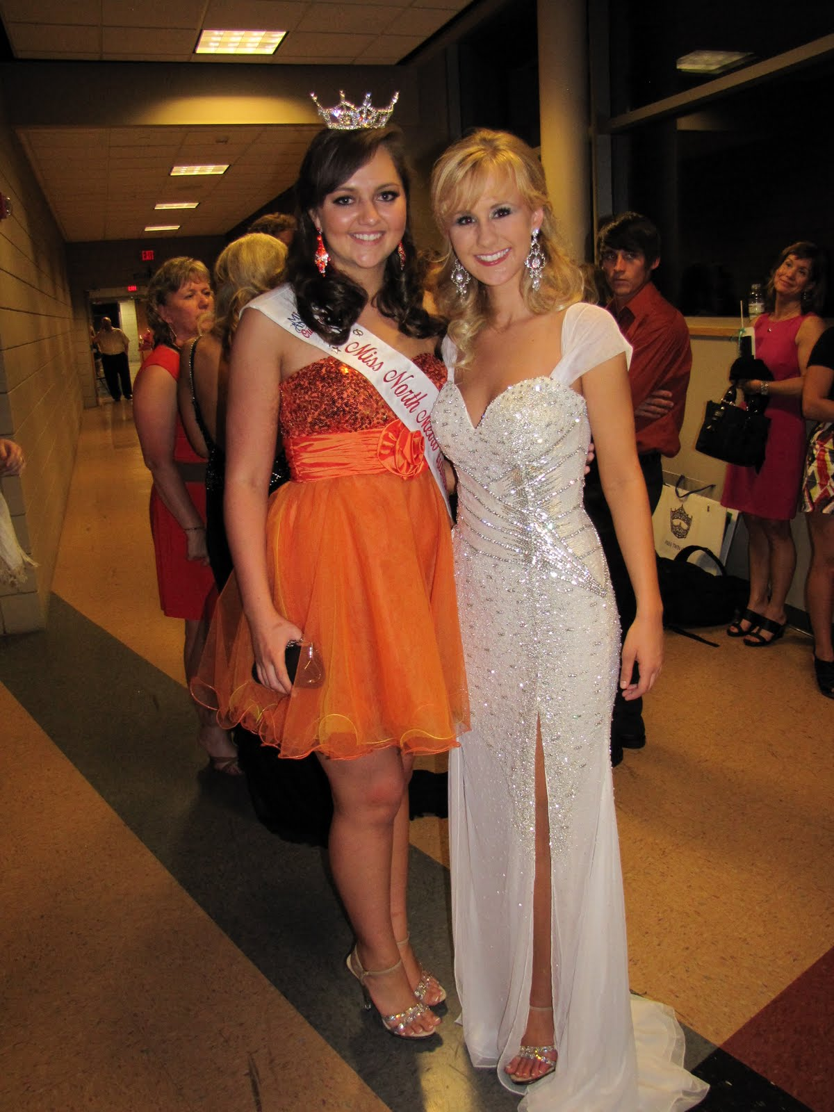Miss%2BMinnesota%2B2011%2B053 Lauren and I were both 1st runners up in the Teen and Miss divisions :)
