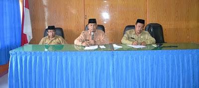 Pembentukan Pengurus BWI Adakan Sosialisasi Pembentukan Kepengurusan BWI Kota Tanjungbalai