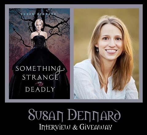 Susan Dennard Author Interview Jean Booknerd