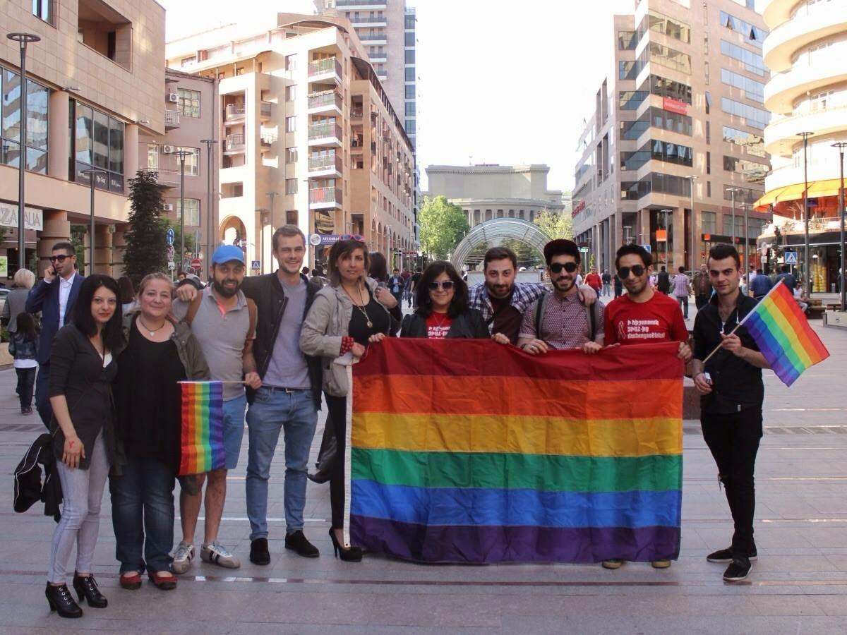 from Blaise armenia gay