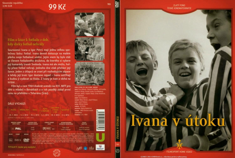 Ивана в нападении / Ivana v útoku / For Boys Only Is for Girls Too. 1964.
