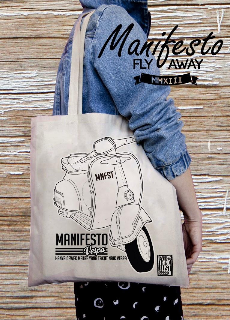 tote bag MNFST Cloth Yogyakarta 2