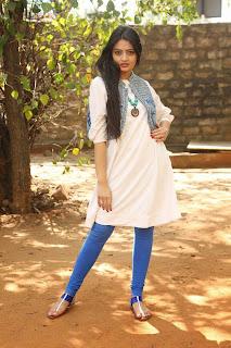 Actress Nikitha Narayan Latest Pictures at Ladies and Gentlemen Platinum Disc Function 29.JPG