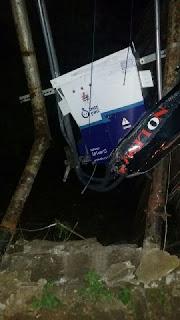 Seing Mati Lampu, PT PLN Rayon Pendopo Minta Maaf