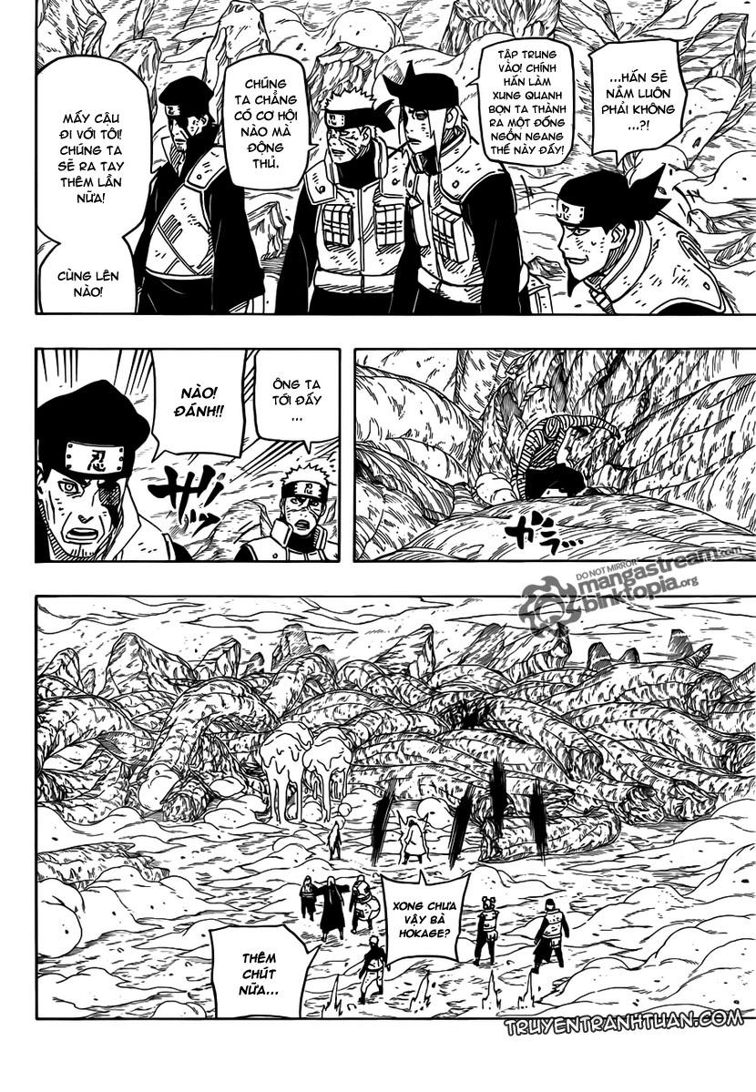 Naruto - Chapter 563 - Pic 6