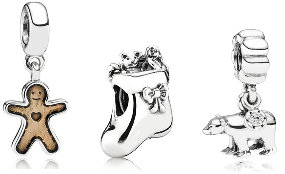 Aussie Charm Fan: Pandora's New Christmas Charm Collection