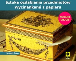książka Decoupage. Sztuka ozdabiania przedmiotów