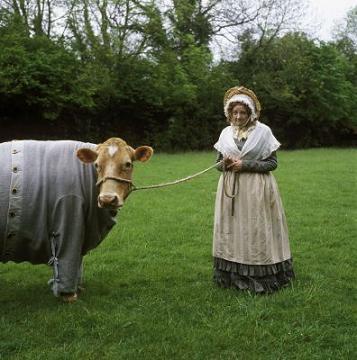 La vaca de Mrs. Forrester