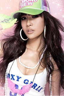 Lee Hyori  beautiful Korean girl Devil body 12