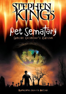 Stephen King DVDs, Stephen King Movies, Pet Semetary