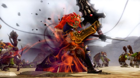 Ganondorf in Hyrule Warriors