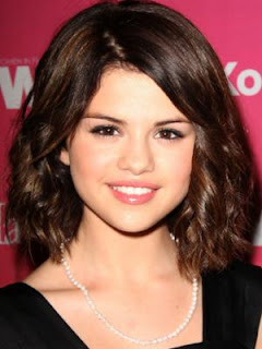 selena gomez short hair