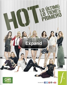 Catalogo Saga Falabella HOT OI 2013