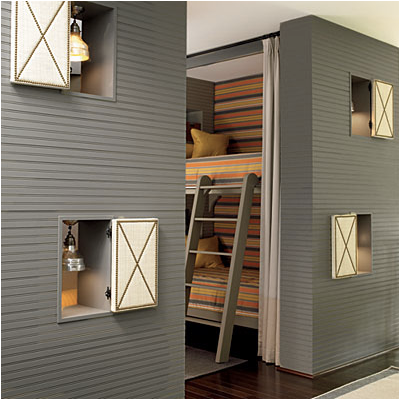 Bunk Rooms for Teenage Boys | Design Room's Ideas