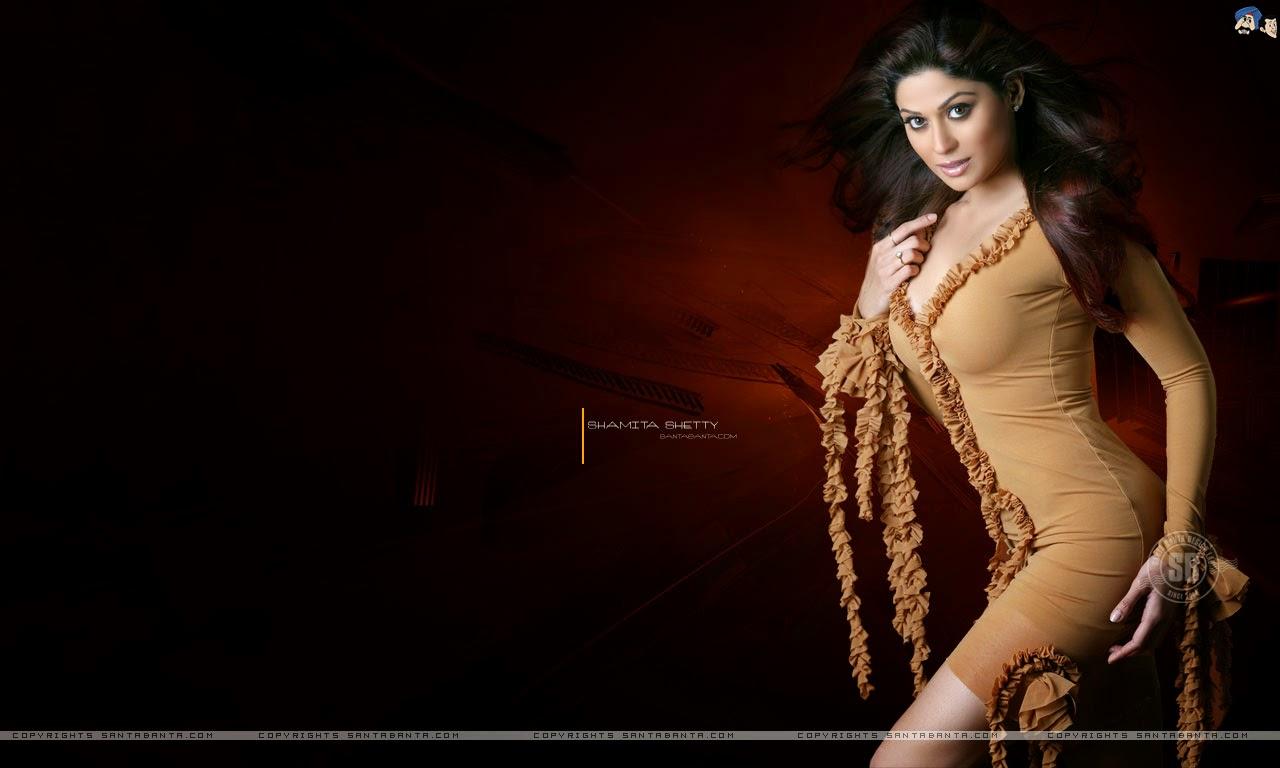 Koleksi Foto Shamita Shetty Terseksi 13
