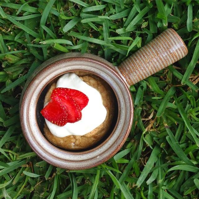 Protein Breakfast Bake Mug Cake