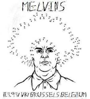 Live Recording: Melvins - 11.7.97 - VK - Brussels,Belgium