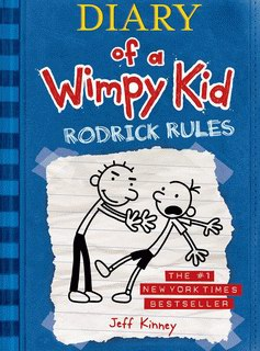 Jeff Kinney - Diary of a Wimpy Kid Book 2: Rodrick Rules