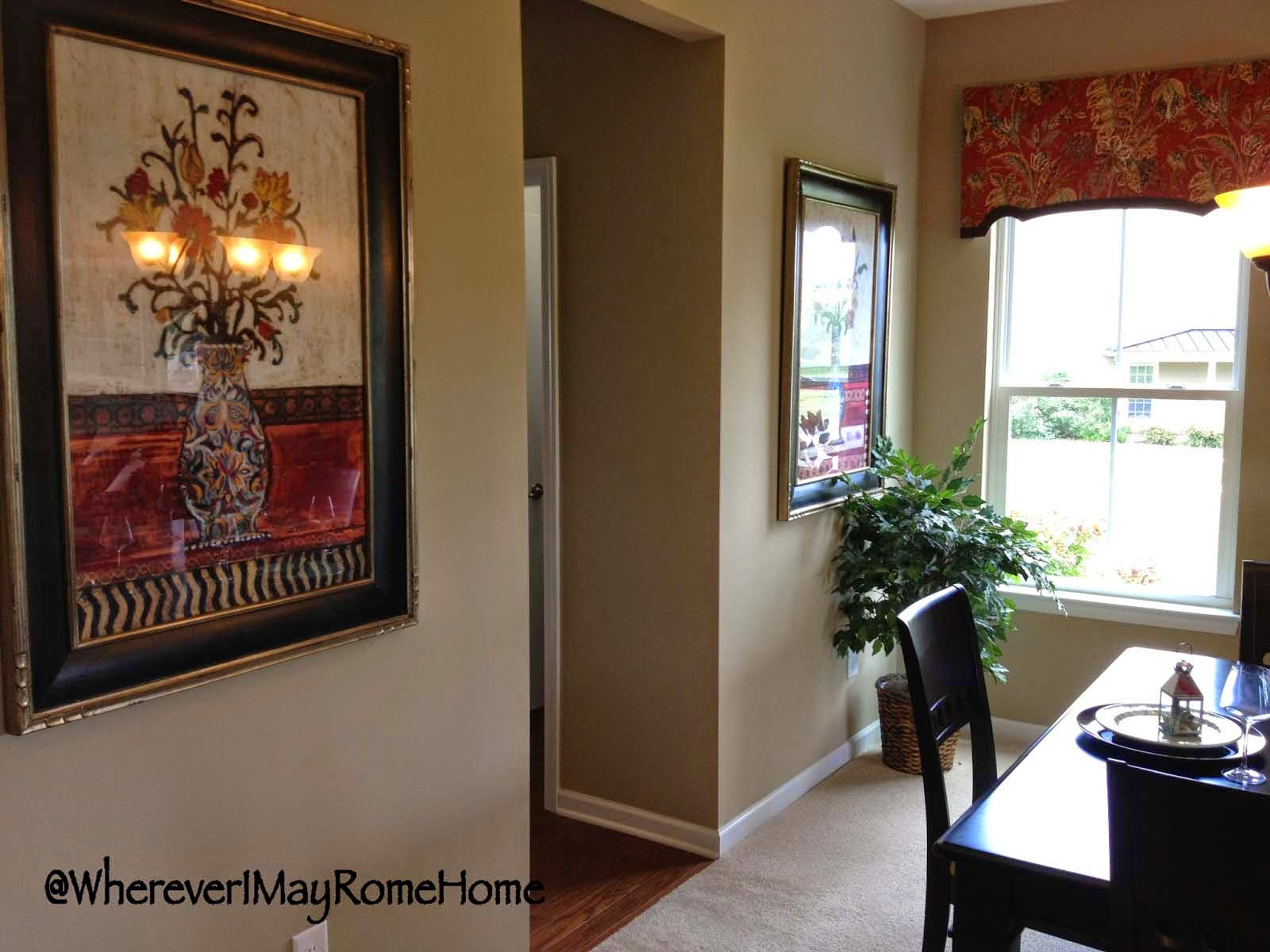 Decorated Rome Model Indian Trail NC
